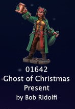 Christmas Ghost of Christmas Present 01642