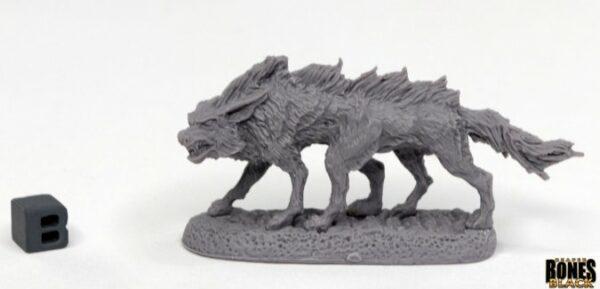 Bloodwolf Reaper miniatures