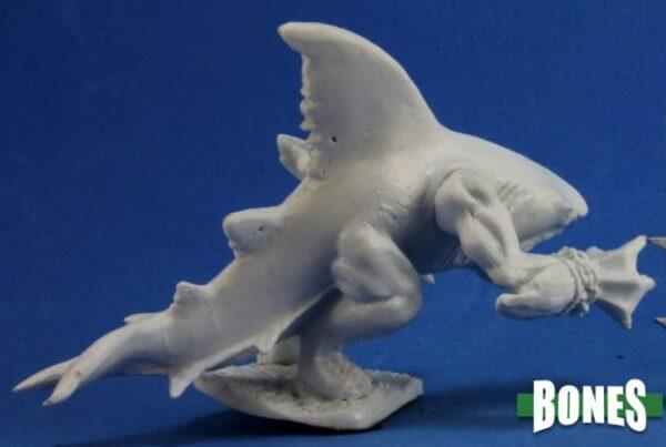 Sharkman Reaper Miniatures