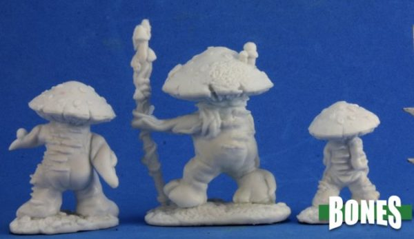 Mushroom Men (3) 77345