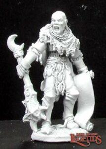 Reaper Miniatures Nederland Cazalet Plague Priest 02893