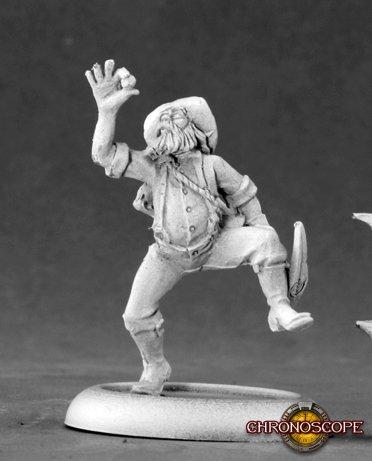 Reaper Mini Crazy Pete 50119