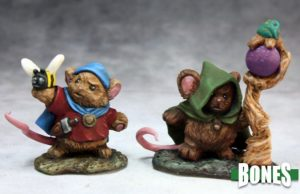 Druid and Beekeeper Mousling 77290