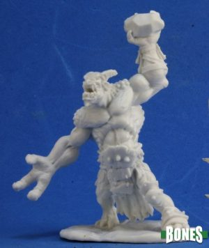 Reaper Miniatures Nederland Ice Troll