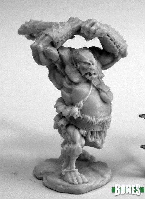 Reaper Mini's Ogre Clubber 77454