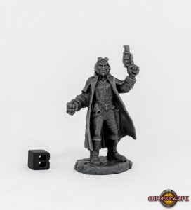 Reaper Miniatures Wild West Wizard Of Oz Lion 80058