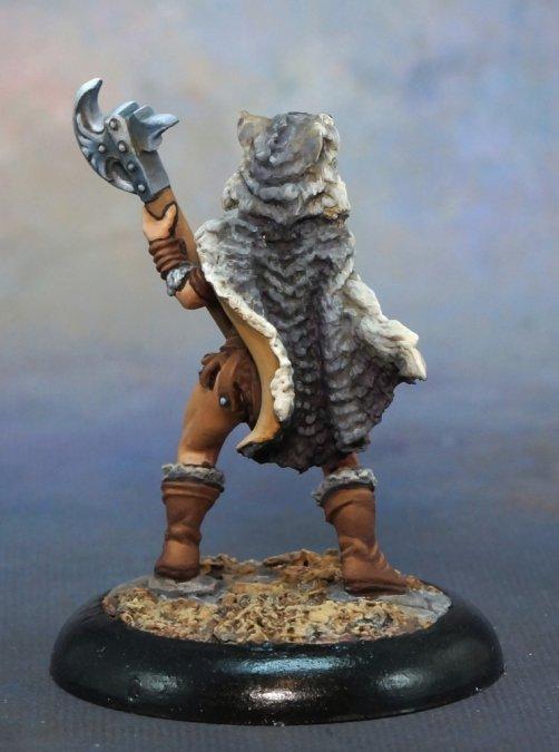 Reaper Miniatures Kyrie Female Barbarian 04008