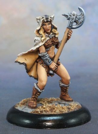 Reaper Miniatures Kyrie Female Barbarian 04008