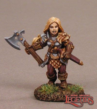 Reaper Miniatures Iris Female Gnome 02772