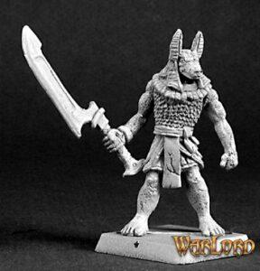 Reaper Miniatures Anubis Guard 14390