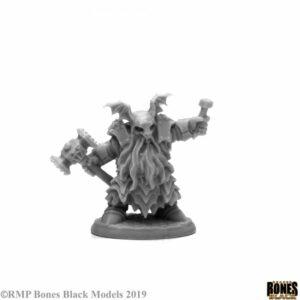 Reaper Miniatures Dark Dwarf Irontongue Priest