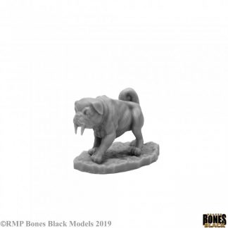 Reaper Miniatures Sabertooth Pug 44122