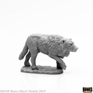 Reaper Miniatures Winter Wolf 44125