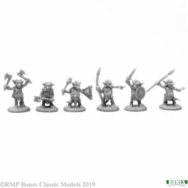 Reaper Miniatures Kobold Mooks 77652
