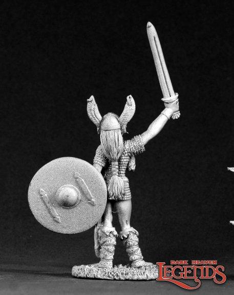 Reaper Miniatures Sheya Shield Maiden 02623