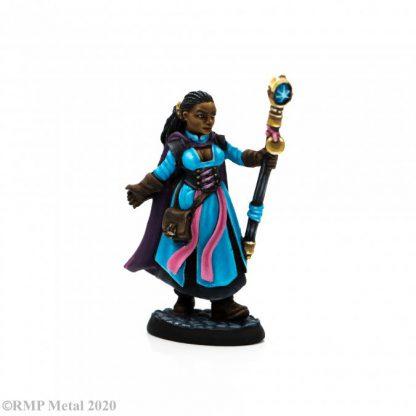 Reaper Miniatures Lashana Larkmoor Wizard 04008