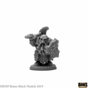 Reaper Miniatures Dark Dwarf Cleaver 44139