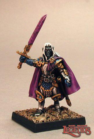 Rath Nashanneth, Dark Elf 02506 Reaper Miniatures Scenery en Zo