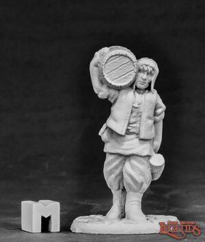 Reaper Miniatures Cooper Townsfolk 03859