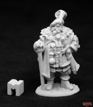 Burgermeister Townsfolk 03954 Reaper Miniatures