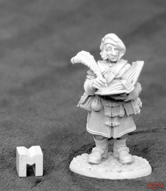 Money Lender Townsfolk 03956 Reaper Miniatures