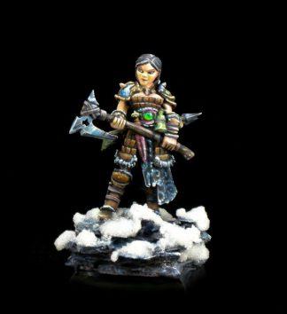 Reaper Miniatures Hanei Female Warrior 04010