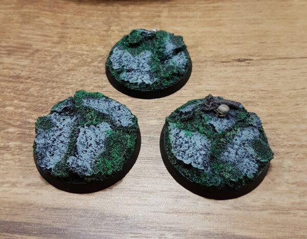 40 mm Rond Rock 1 Scenery en ZO