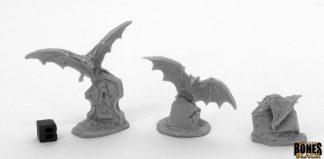 Reaper Miniatures Giant Bats (3) 44040