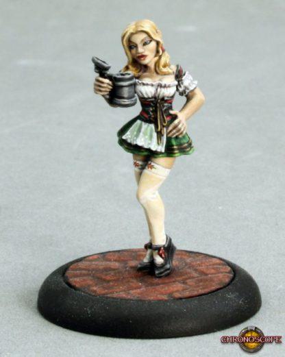 Reaper Miniatures Gretchen Oktoberfest Fraulein 50118
