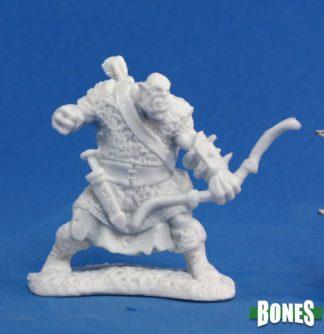 Reaper Miniatures Orc Sniper (Archer) 77056