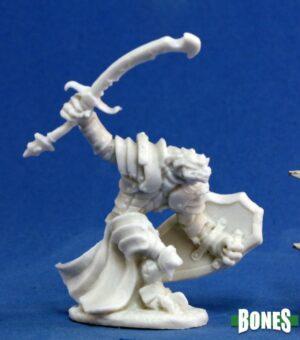 Reaper Miniatures Dragonman Warrior 77060