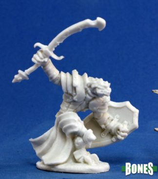 Reaper Miniatures Dragonman Warrior 77060