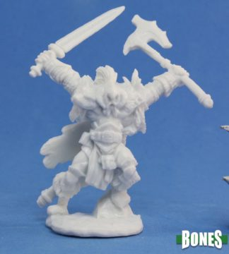 Reaper Miniatures Kord the Destroyer 77061