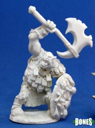 Reaper Miniatures Kavorgh Orc Warboss 77064