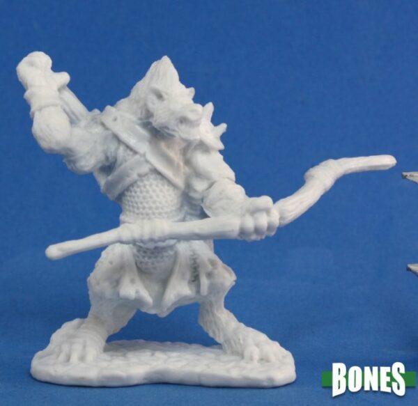 Reaper Miniatures Blacktongue Gnoll Archer 77104