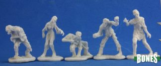 Reaper Miniatures Zombies! (5) 77342