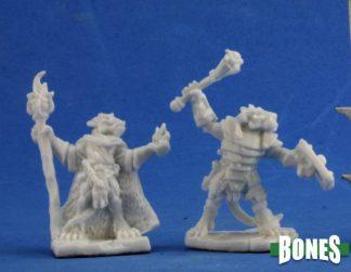 Reaper Miniatues Kobold Leaders (2) 77350