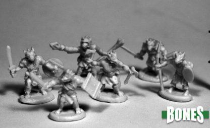 Reaper Miniatures Kobolds (6) 77506