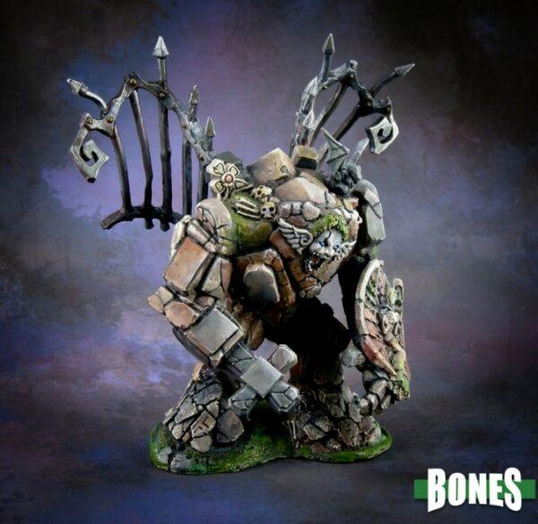 Reaper Miniatures Graveyard Golem 77526