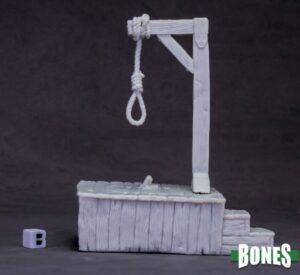 77619_Hangman's Gibbet Reaper Miniatures Scenery en Zo