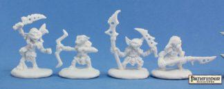 Reaper Miniatures Pathfinder Goblin Warriors 89003