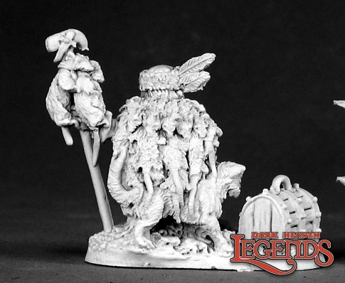 Reaper Miniatures Boren Backslap 02474