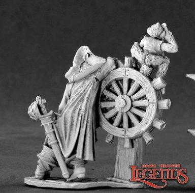 Reaper Miniatures Drunken Pirate 03445