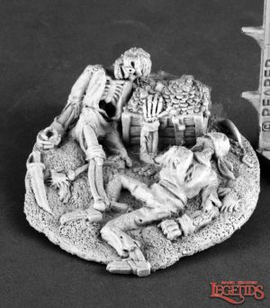 Reaper Miniatures Dead Man's Chest 03518