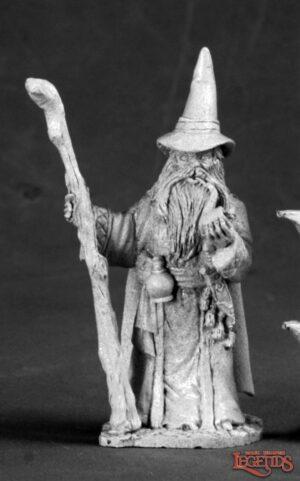 Reaper Miniatures Andallin Bonnerstock, Wizard 03545