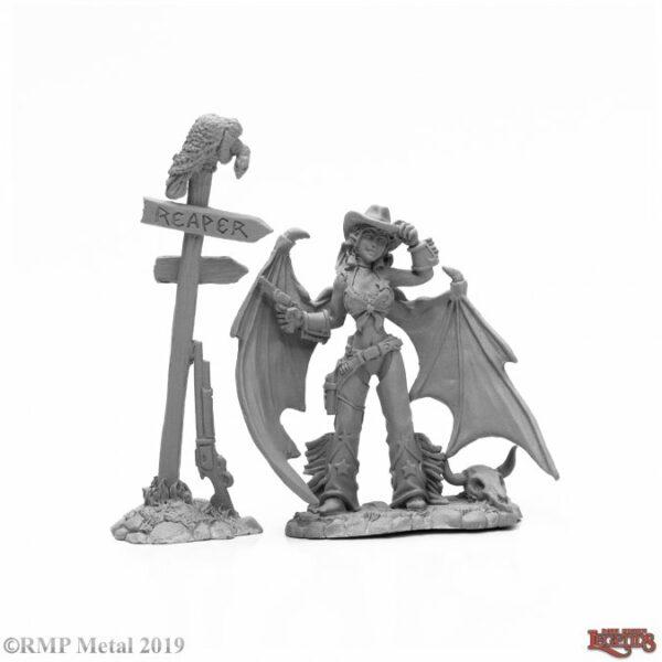 Reaper Miniatures Western Sophie 03985