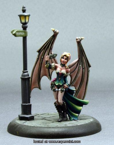 Reaper Miniatures Bourbon St. Sophie 03986