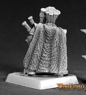 Reaper Miniatures Dwarf Musician 14534