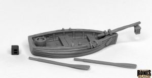 Reaper Miniatures Dreadmere Fishing Boat 44032