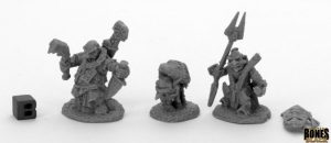 Reaper Miniatures Bloodstone Gnome Heroes (2) 44048